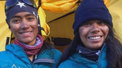 Surti sisters conquer new heights!