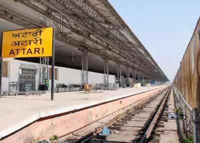 Pak train awaits MEA nod to enter Attari station | India