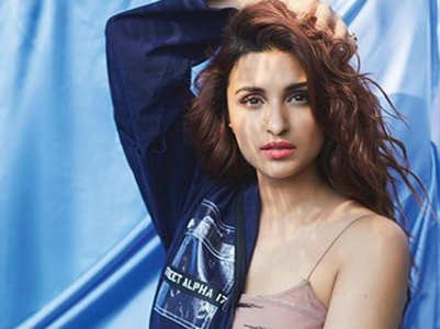 Parineeti preps for 'The Girl On The Train'