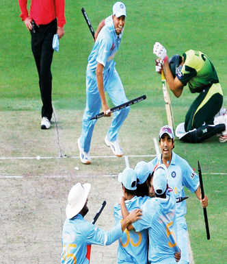 Is Indo-Pak cricket really a rivalry?