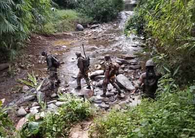 Armies of India, Myanmar target NE terrorists in coordinated
