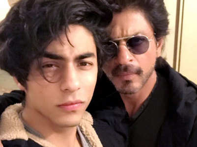 Aryan all set for his debut with dad SRK?