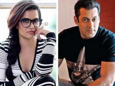 Sona calls Salman Khan 'paper tiger'