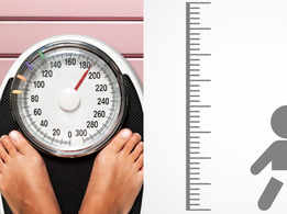 Here is how you can calculate your ideal weight as per your height and age