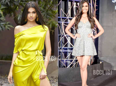 Meet the stylish Femina Miss India 2019