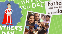 Father's share how it feels being a dad