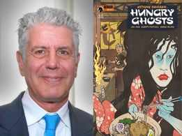 Animated show on Anthony Bourdain's graphic novel