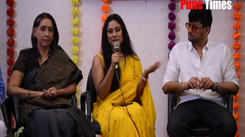 Actress Sai Deodhar explaining her character from Mogara Fulala
