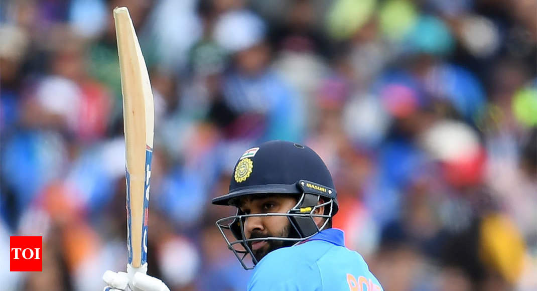 Rohit Sharma, ICC World Cup 2019: Rohit Sharma in