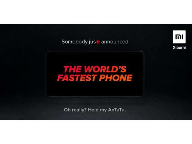 Xiaomi takes a dig at OnePlus' 'world's fastest phone' claim