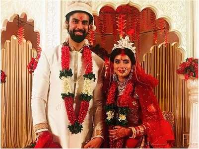 PICS: Charu Asopa marries Rajeev in Goa