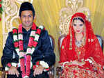 Shoaib Malik and Sania Mirza pictures