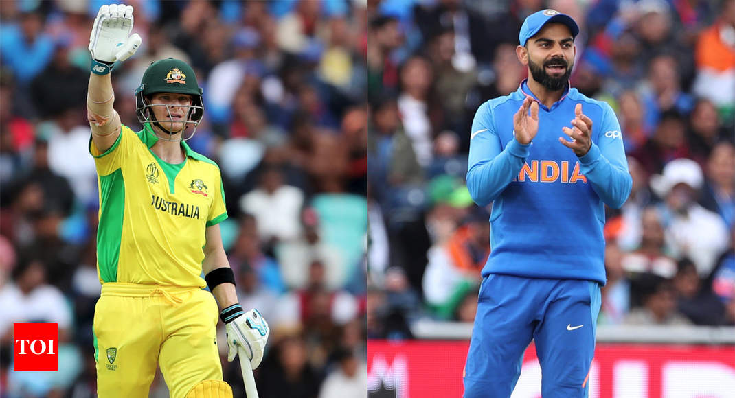 Lovely gesture by Virat Kohli, says Steve Smith