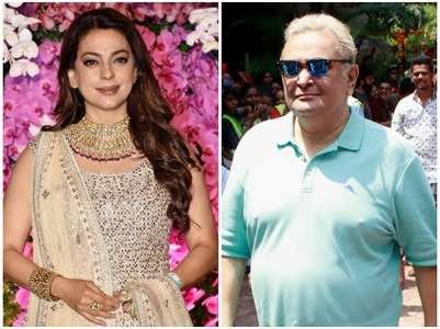 Rishi and Juhi to team up for a film?