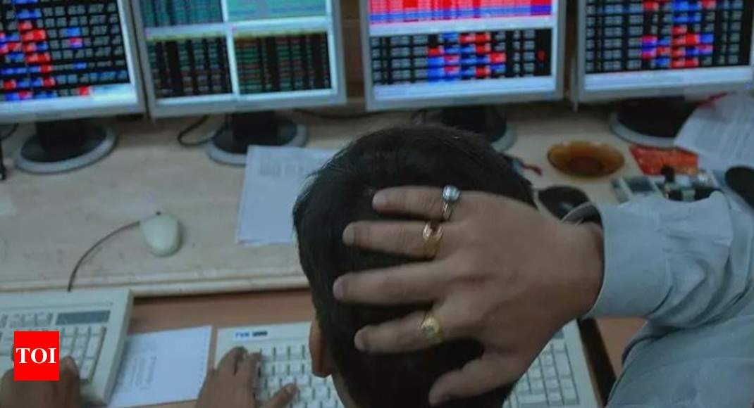 Investor wealth erodes by over Rs 2 lakh crore as stocks plummet -
