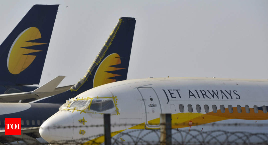 Banks give up on Jet Airways revival, choose to send it to NCLT