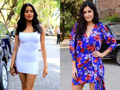 From Janhvi to Priyanka: Sexy summer dresses we love