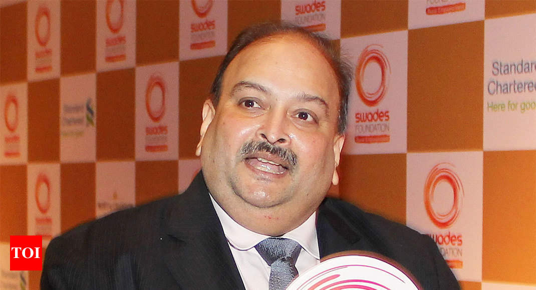 Mehul Choksi tells Bombay HC he left India for medical check-up, treatment