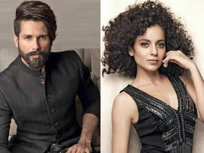Shahid talks about kissing Kangana in the mud