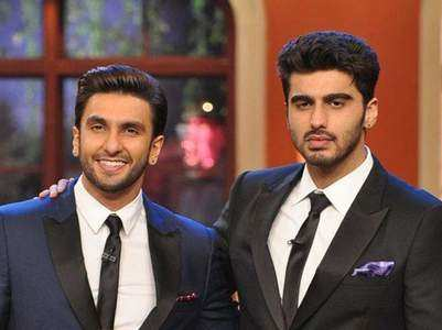 Arjun hails Ranveer as 'the cricket gangster'