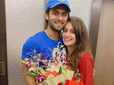 Dipika gets a surprise from hubby Shoaib