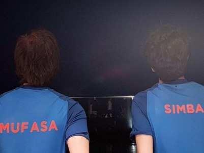 Netizens react to SRK-Aryan dubbing for film