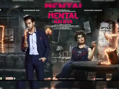 'Mental Hai Kya' motion poster unveiled