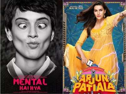 'Arjun Patiala' to clash with 'Mental Hai..'
