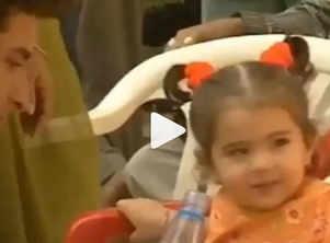 Watch: This childhood video of Sara Ali Khan