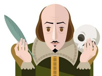 Shakespeare coined these common phrases