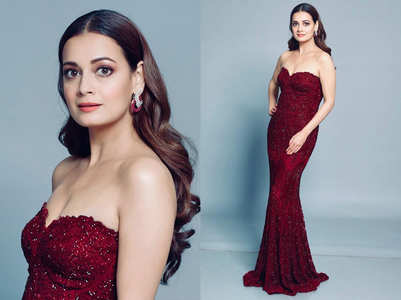 Did you miss Dia Mirza's prettiest gown?