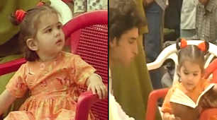 Sara Ali Khan's childhood video is the cutest thing you will see on the internet