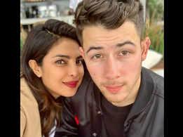 Priyanka Chopra shares an adorable selfie with husband Nick Jonas