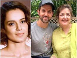 Hrithik Roshan's sister Sunaina Roshan tweets about Kangana Ranaut