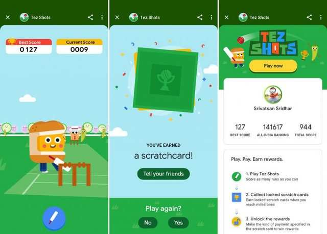 Here's how you can win up to Rs 3,300 using this Google app