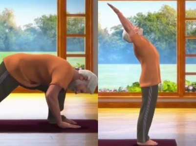 Want to try Surya Namaskar? Let PM Modi teach you how!
