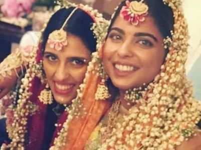 Here's why Shloka Mehta, Akash and Isha Ambani are winning the internet