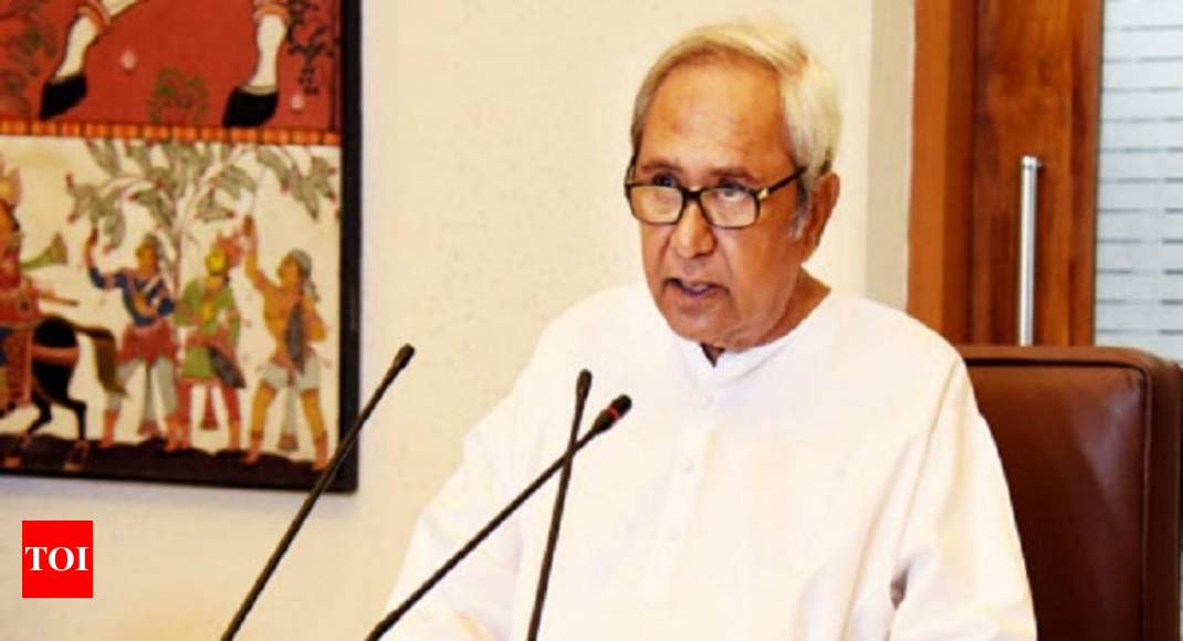 Naveen Patnaik backs 'one nation, one election' idea - Times of India