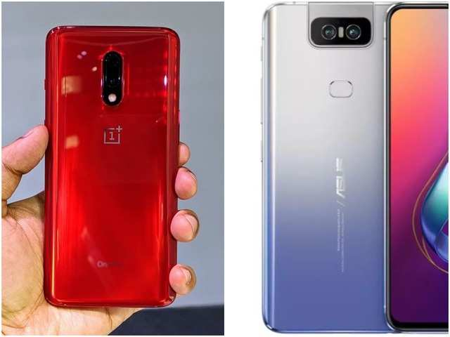 OnePlus 7 vs Asus 6Z: Here's how the two phones compare