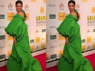 DP made heads turn at Grazia Millennial Awards