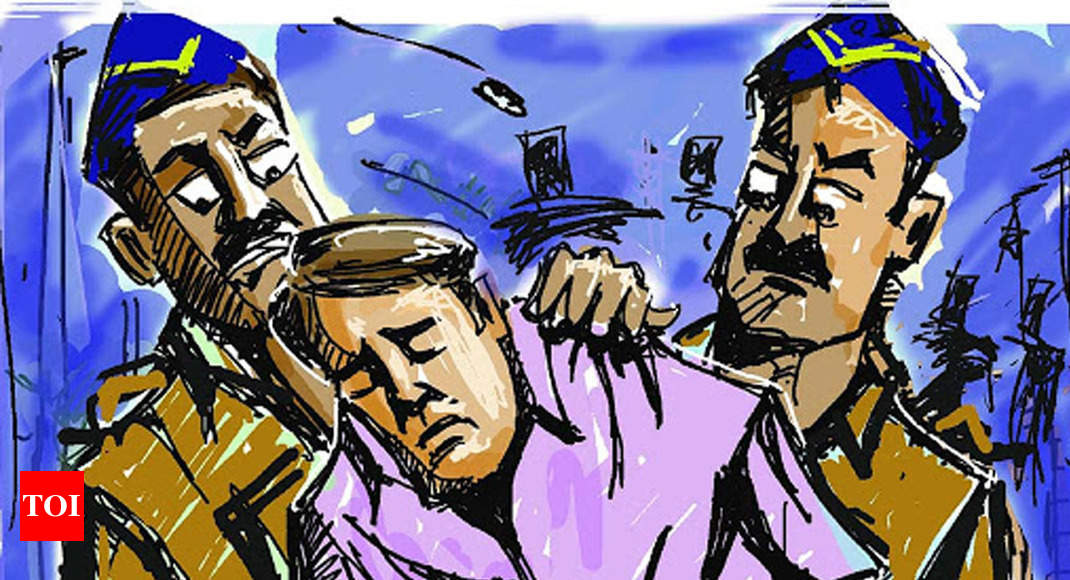 Ahmedabad: Perverted delivery man caught