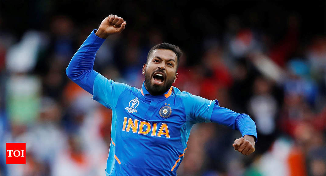 Hardik Pandya's stirring brand of cricket seems to have found perfect stage