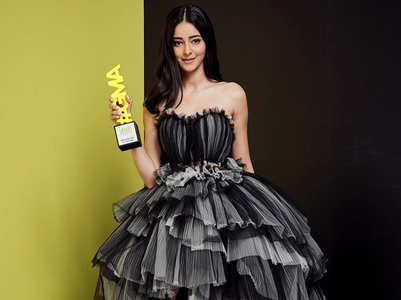 Ananya on winning 'Next Gen Star of the Year'