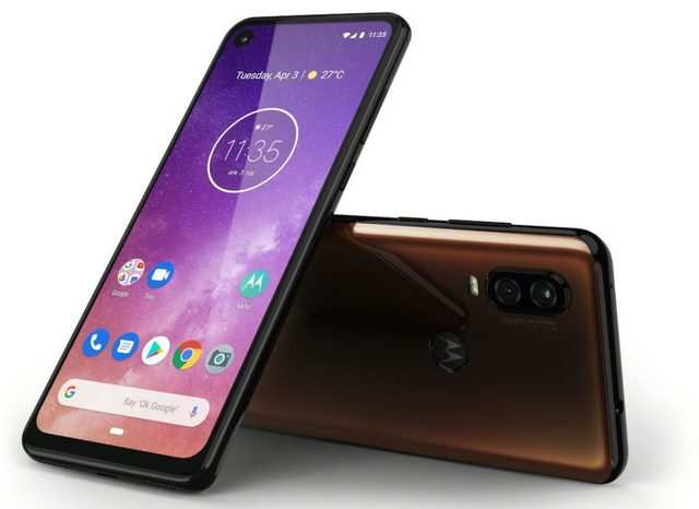 Motorola One Vision smartphone with 48MP camera launched at Rs 19,999