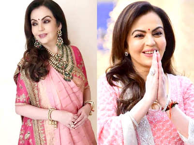 This is Nita Ambani's favourite colour!