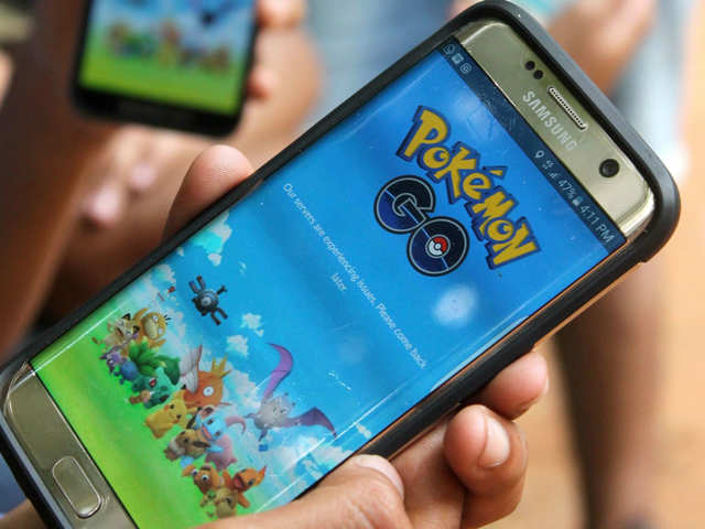 Pokemon Go' had become very popular in 2016 as players spilled out from living rooms onto the streets to hunt for Pokemon