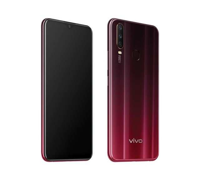 Vivo Y12 with 5000mAh battery and triple rear camera setup launched in India: Price, specs and more