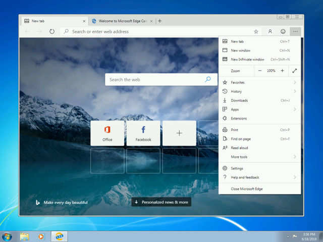 Microsoft is offering this Windows 10 'tool' to older Windows OS