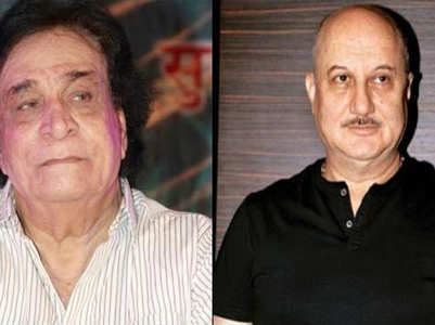 Anupam Kher to step into Kader Khan's shoes