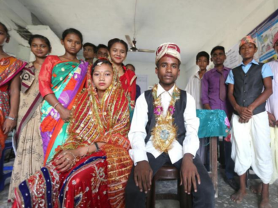 115 million boys and men are victims of child marriage around the world: UNICEF